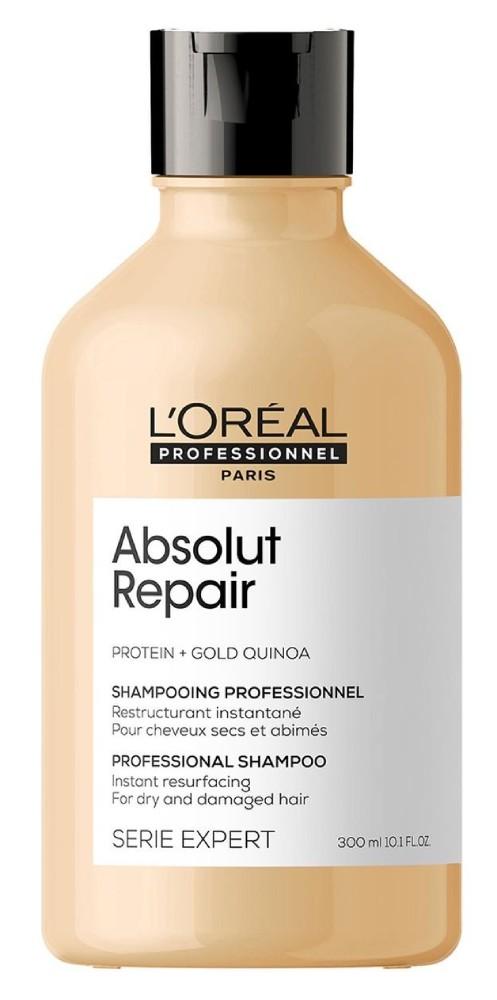 Loréal EXPERT Absolut Repair Lipidium Shampoo - šampon pro velmi poškozené vlasy 250ml