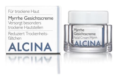 Alcina - noční krém MYRRHE 50ml