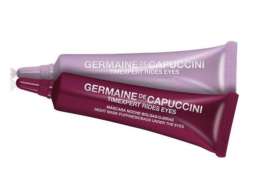 Germaine de Capuccini TIMEXPERT RIDES Day & Night Eye Cream - denní a noční krém na oční okolí 2x10ml