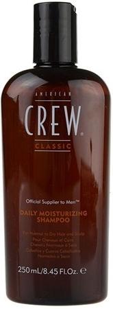 American Crew Classic Daily Moisturizing Shampoo - pánský šampon pro časté mytí vlasů 250ml