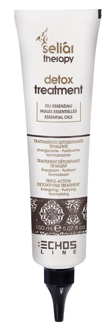 Echosline SELIAR Therapy – detoxikační kúra proti padání vlasů 150ml