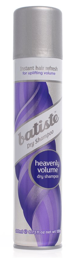 Batiste Dry Shampoo Heavenly Volume – suchý šampon na vlasy 200ml