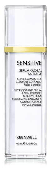 Keenwell SENSITIVE Supersoothing Serum - pleťové sérum pro citlivou pleť 40ml