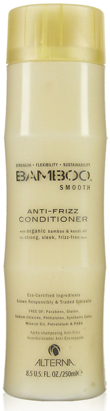 Alterna BAMBOO SMOOTH Anti-Frizz Conditioner - kondicionér proti krepacení vlasů 250ml