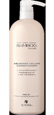 Alterna BAMBOO SMOOTH Anti-Frizz Conditioner - kondicionér proti krepacení vlasů 1000ml