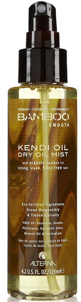 Alterna BAMBOO SMOOTH Kendi Dry Oil Mist - ochranný pěstící sprej 125ml