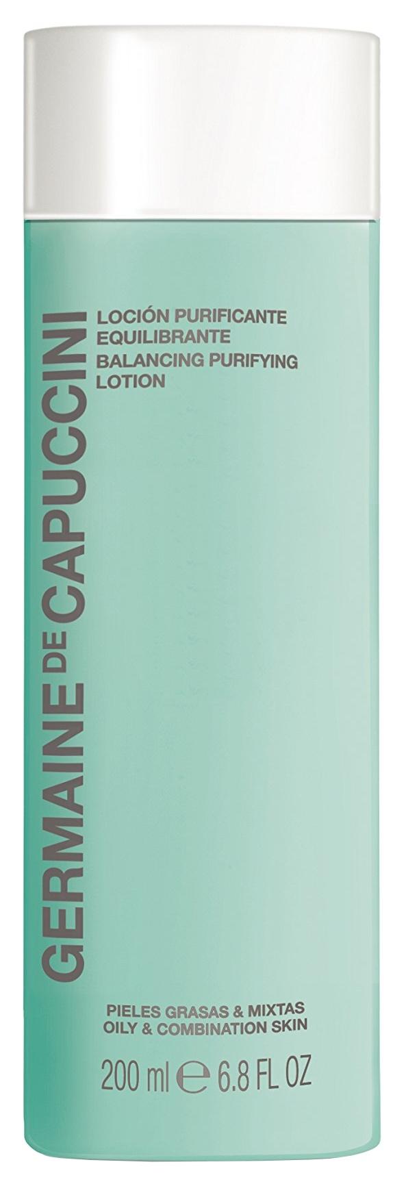 Germaine de Capuccini Options Balancing Purifying Lotion - čisticí pleťové tonikum pro mastnou a smíšenou pleť 200ml