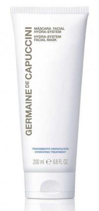 Germaine de Capuccini OPTIONS Hydra System Facial Mask - hydratační pleťová maska 200ml