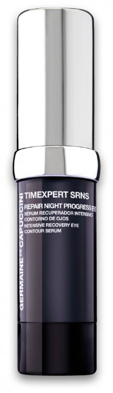 Germaine de Capuccini TIMEXPERT SRNS Repair Night Progress Eye - sérum na oční okolí s intenzivním účinkem 15ml
