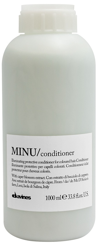 Davines Essential Hair Care MINU conditioner - kondicioner na barvené vlasy 1000 ml
