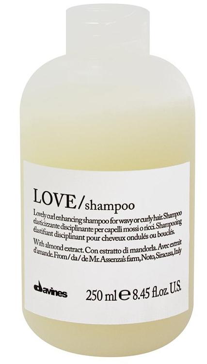 Davines ESSENTIAL HAIRCARE Love Curl Shampoo - šampon pro vlnité a kudrnaté vlasy 250ml