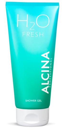 Alcina H2O Fresh Shower Gel - jemný sprchový gel s panthenolem 200ml