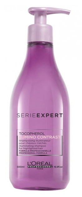 Loréal Professionnel Expert Lumino Contrast – šampon pro melírované vlasy 500ml