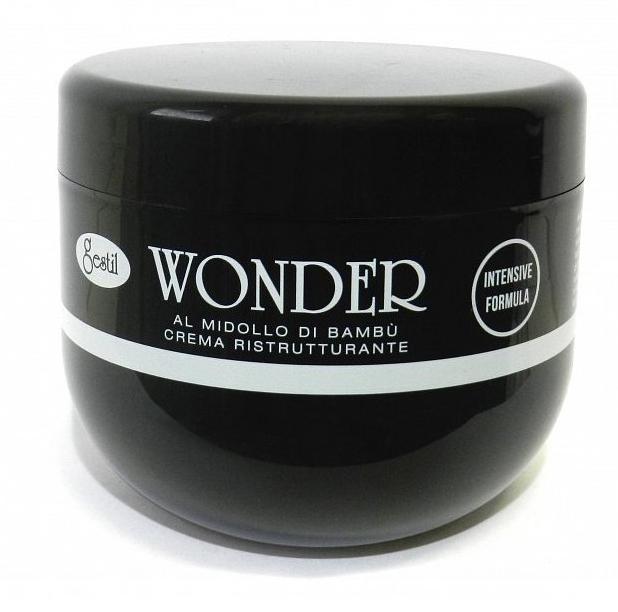 Gestil WONDER - regenerační maska na vlasy s výtažkem z bambusu 300ml