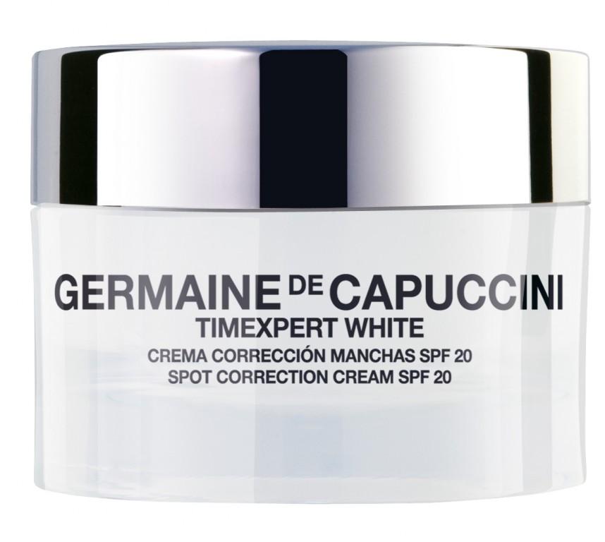 Germaine de Capuccini Timexpert White Spot Correction Cream - korekční krém na pigmentové skvrny SPF20 50 ml