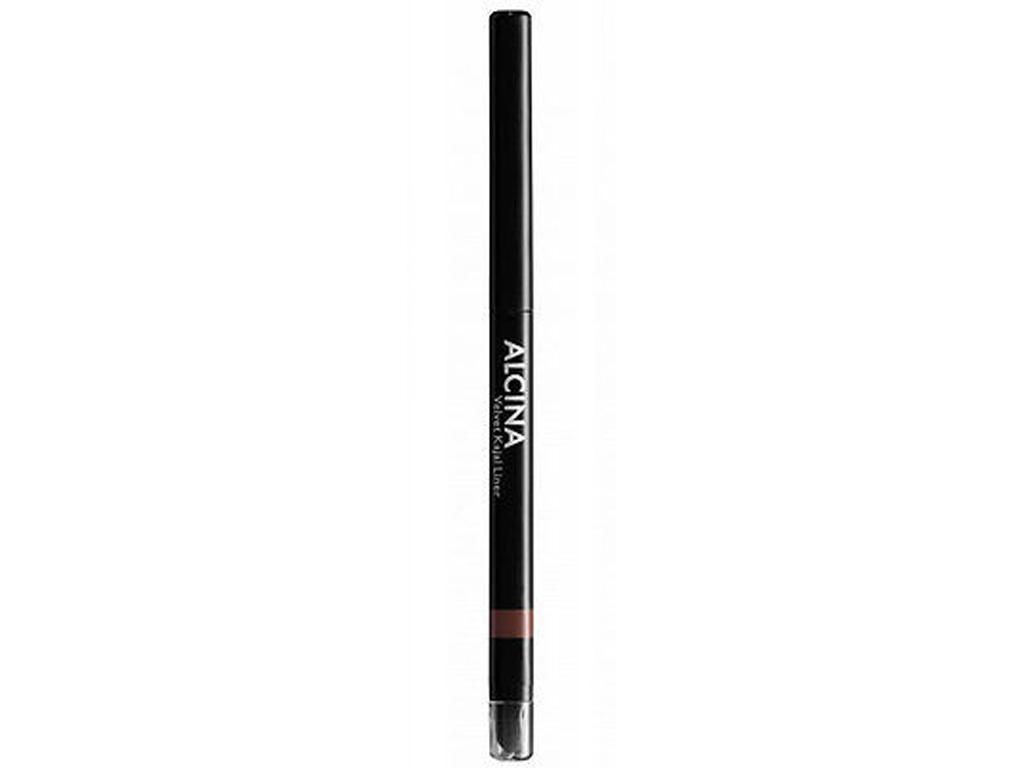 Alcina Velvet Kajal Liner - kajalová tužka na oči 1ks 020 Brown