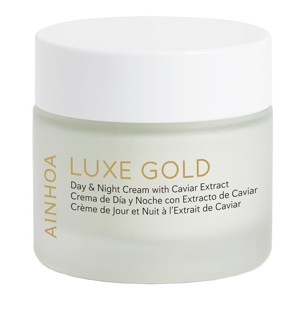 Ainhoa Luxe Gold – denní a noční krém s kaviárem pro zralou pleť 200ml
