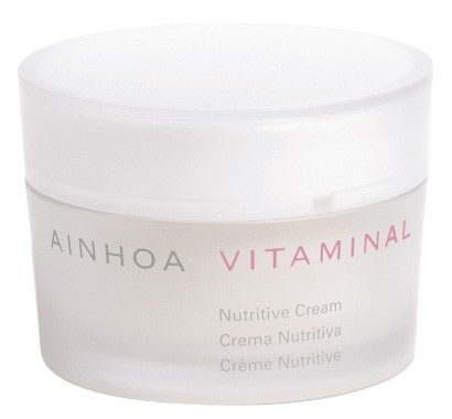 Ainhoa VITAMINAL Nutritive Cream – noční výživný krém pro mastnou pleť 50ml