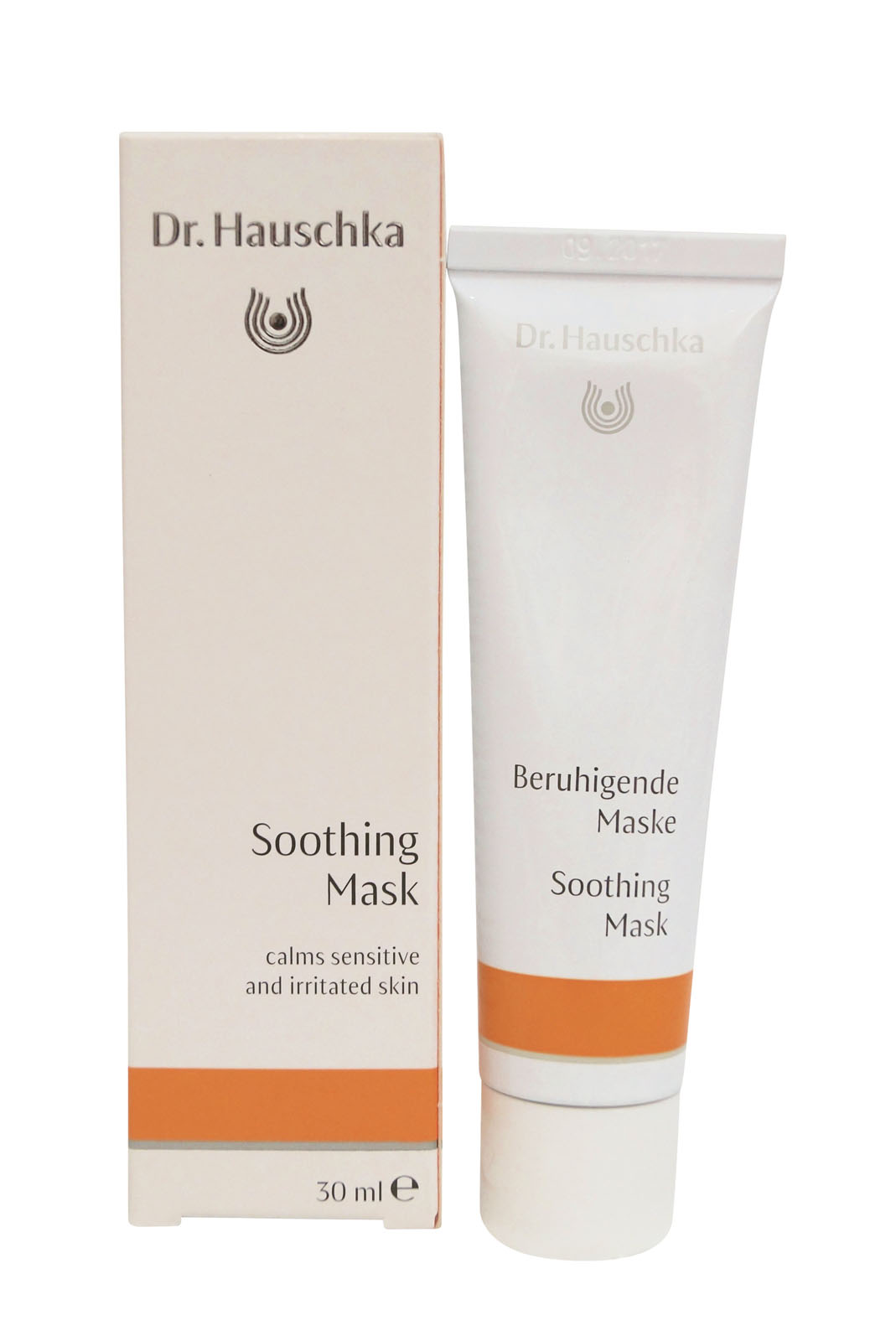 Dr. Hauschka Soothing Mask - zklidňující maska pro citlivou pleť 30ml