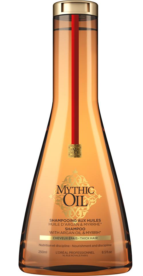 Loréal Professionnel Mythic Oil Shampoo For Thick Hair - výživný šampon pro husté a nepoddajné vlasy 250ml
