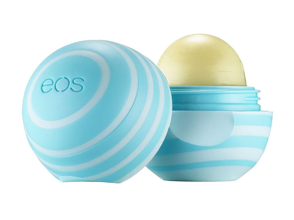 EOS Lip Balm Vanilla Mint – balzám na rty s vůní vanilky a máty 7g
