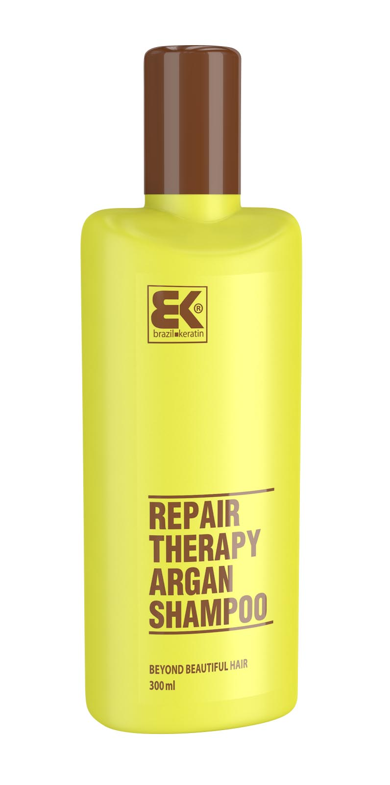 Brazil Keratin Repair Therapy Argan Shampoo - regenerační šampon s arganovým olejem 300ml