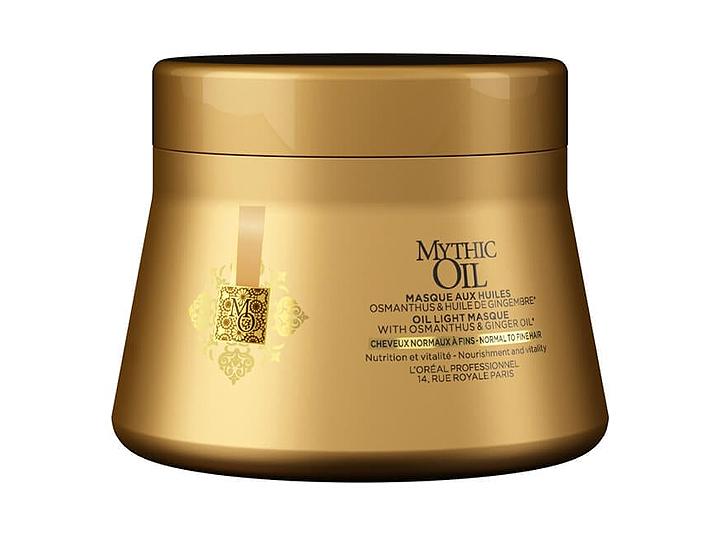Loréal MYTHIC OIL - výživná olejová maska pro jemné vlasy 200ml