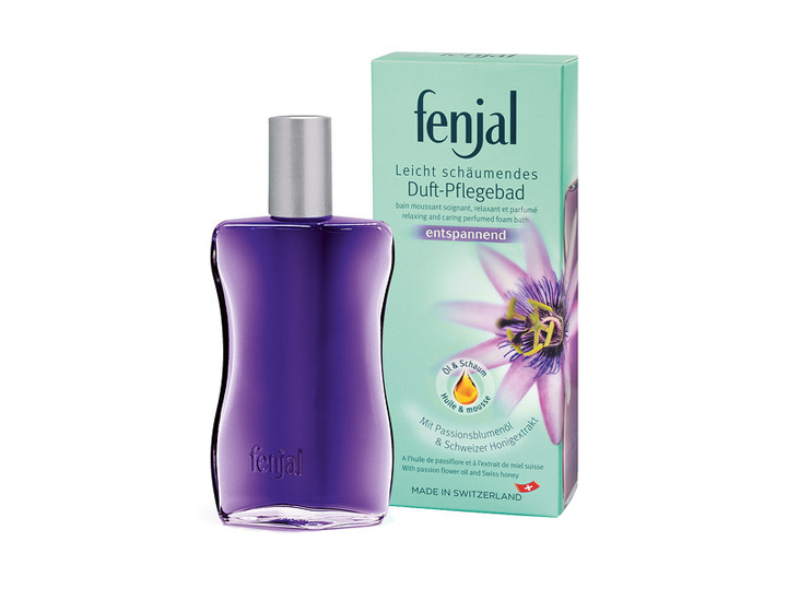 Fenjal Cream Bath Oil - krémový olej do koupele 200ml