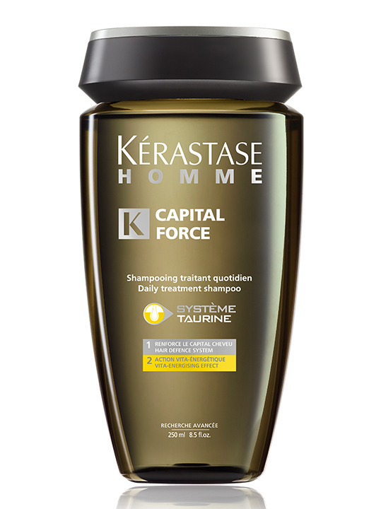 Kérastase Homme Capital Force Vita Energising Shampoo 250 ml