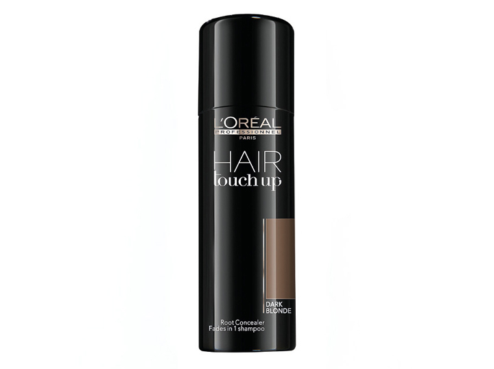 Loréal Professionnel Hair Touch Up - tónovací sprej na odrosty 75ml Barva: Dark Blonde