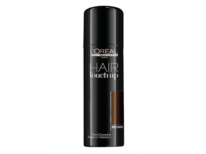 Loréal Professionnel Hair Touch Up - tónovací sprej na odrosty 75ml Barva: Brown