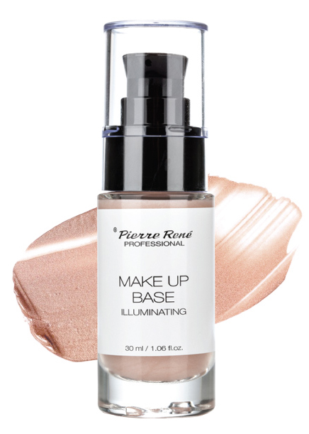 Pierre René Make Up Base Illuminating - rozjasňující báze pod make-up 30ml