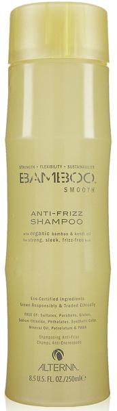 Alterna BAMBOO SMOOTH Anti-Frizz Shampoo - uhlazující šampon pro nepoddajné a krepaté vlasy 250ml