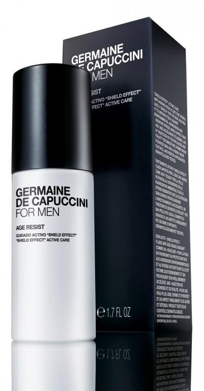 Germaine de Capuccini FOR MEN Age Resist – pánské pleťové sérum proti známkám stárnutí 50ml