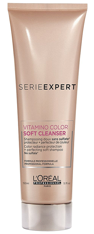 L´Oréal Expert Vitamino Color Soft Cleanser Shampoo 150 ml