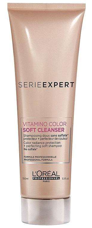 L´Oréal Expert Vitamino Color Soft Cleanser Shampoo 150 ml