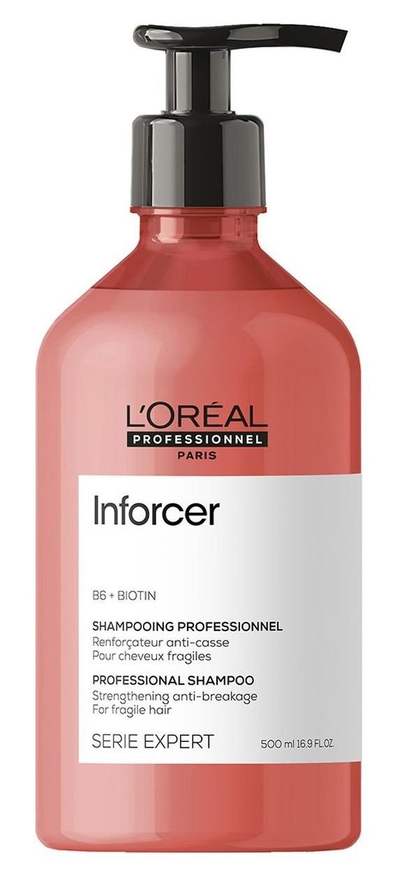 Loréal Professionnel Expert Inforcer - posilující šampon pro křehké, lámavé a řídnoucí vlasy 500ml