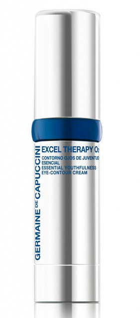 Germaine de Capuccini Excel Therapy O2 Essential Youthfulness Eye Contour Cream 15ml