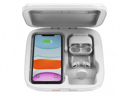 Sterilizační a nabíjecí box iPro 12x