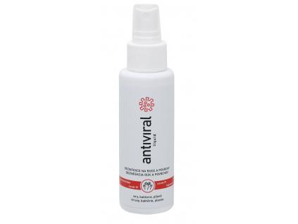Tekutá dezinfekce Antiviral 200ml