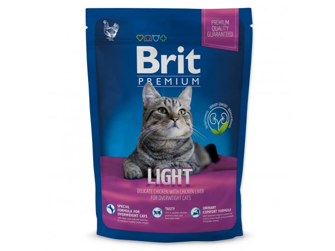 BRIT Premium Cat Light-1,5kg