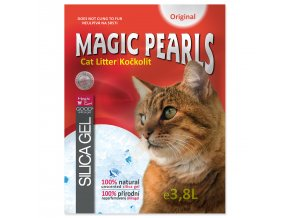 Kočkolit MAGIC PEARLS Original-3,8l