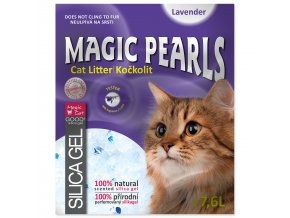 Kočkolit MAGIC PEARLS Lavender-7,6l