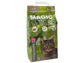 Kočkolit MAGIC CAT Litter Woodchips 10l-2,5kg