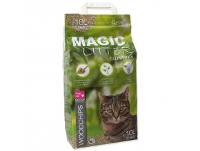 Kočkolit MAGIC CAT Litter Woodchips 10l-2,5kg