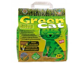Kočkolit GREEN CAT-12l