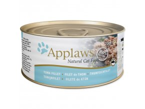 Konzerva APPLAWS Cat Tuna Fillet-70g