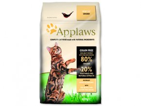 APPLAWS Dry Cat Chicken-400g