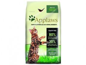 APPLAWS Dry Cat Chicken with Lamb-400g