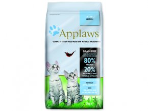 APPLAWS Dry Kitten-2kg